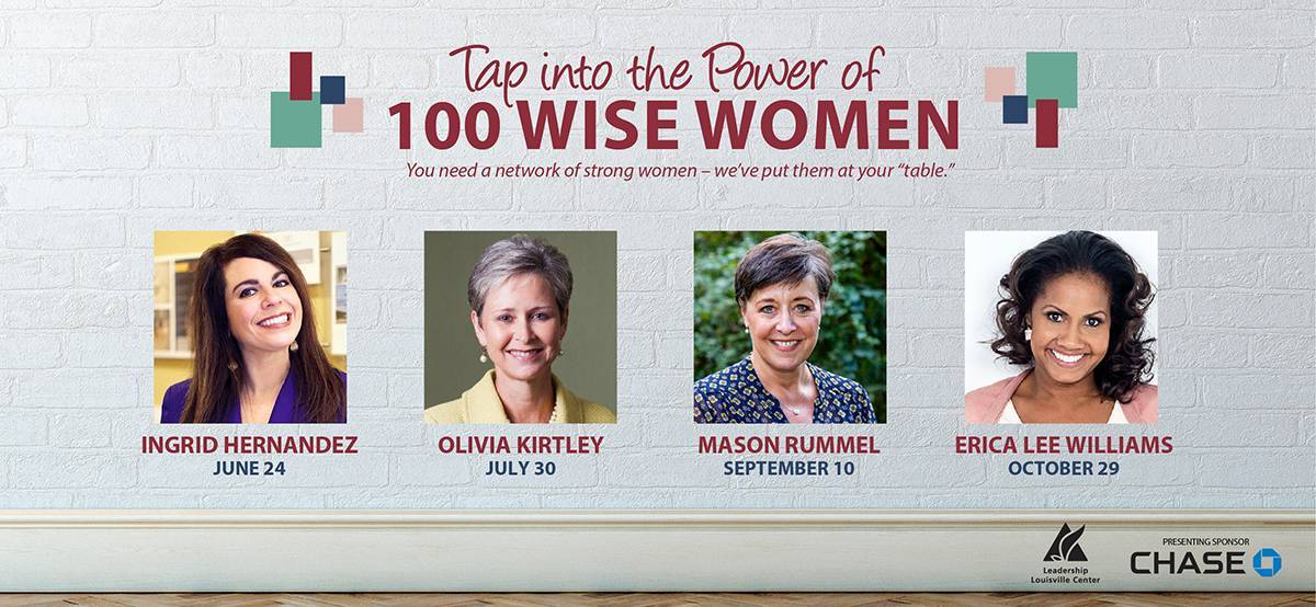 Announcing the 100 Wise Women Speakers for 2020