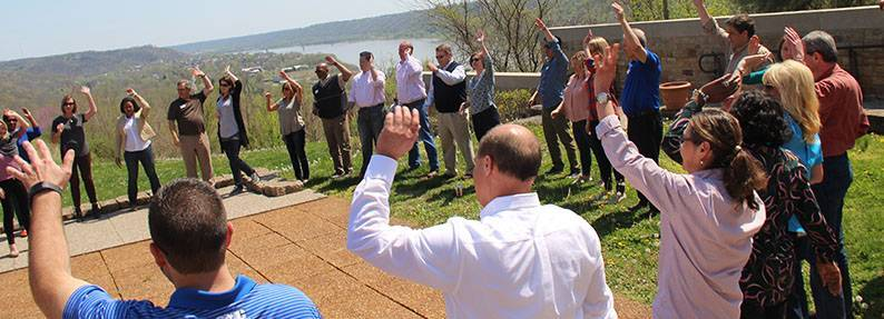 Bingham Fellows offers leadership development and professional development for community leaders