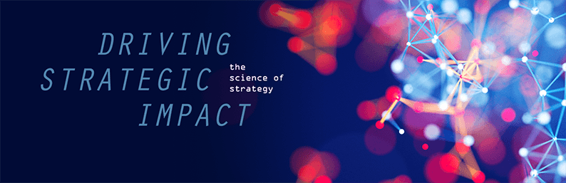 Driving Strategic Impact: The Strategy of Science