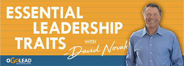 Essential Leadership Traits with David Novak