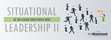 Situational Leadership II with the Ken Blanchard Companies