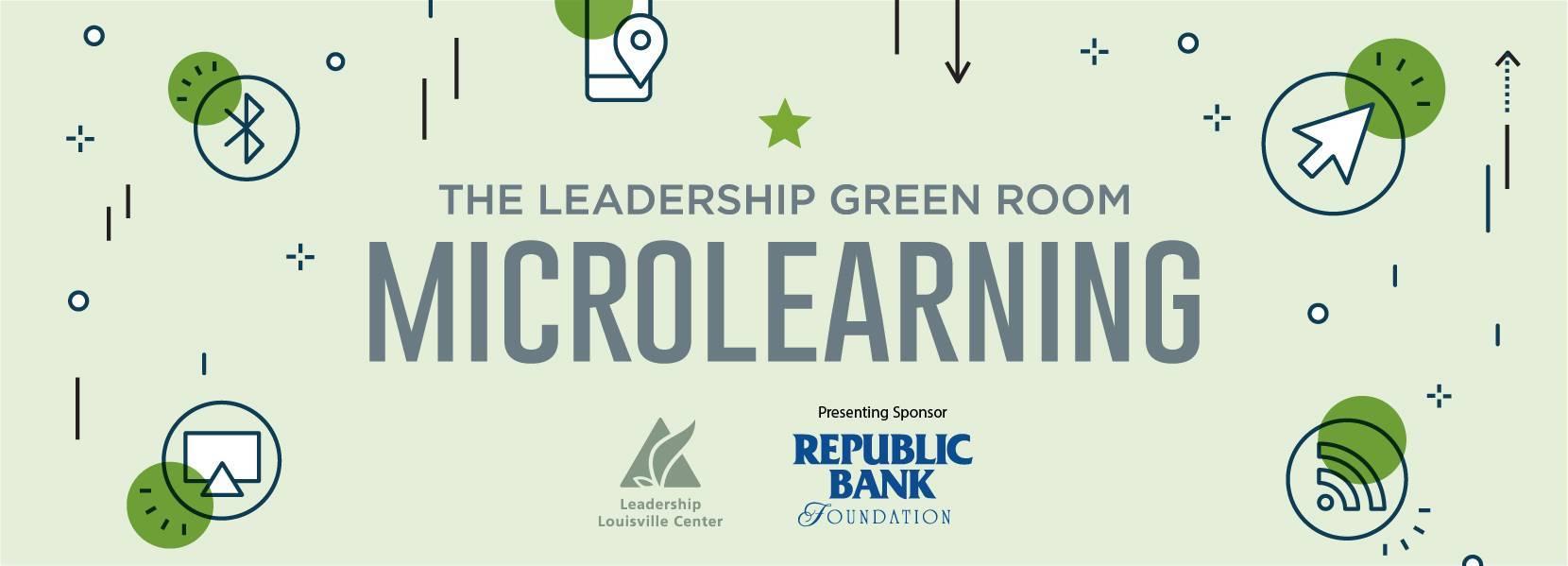 Leadership Green Room Microlearning