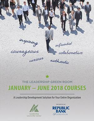 Download the Jan-June 2018 Leadership Green Room Course Catalog