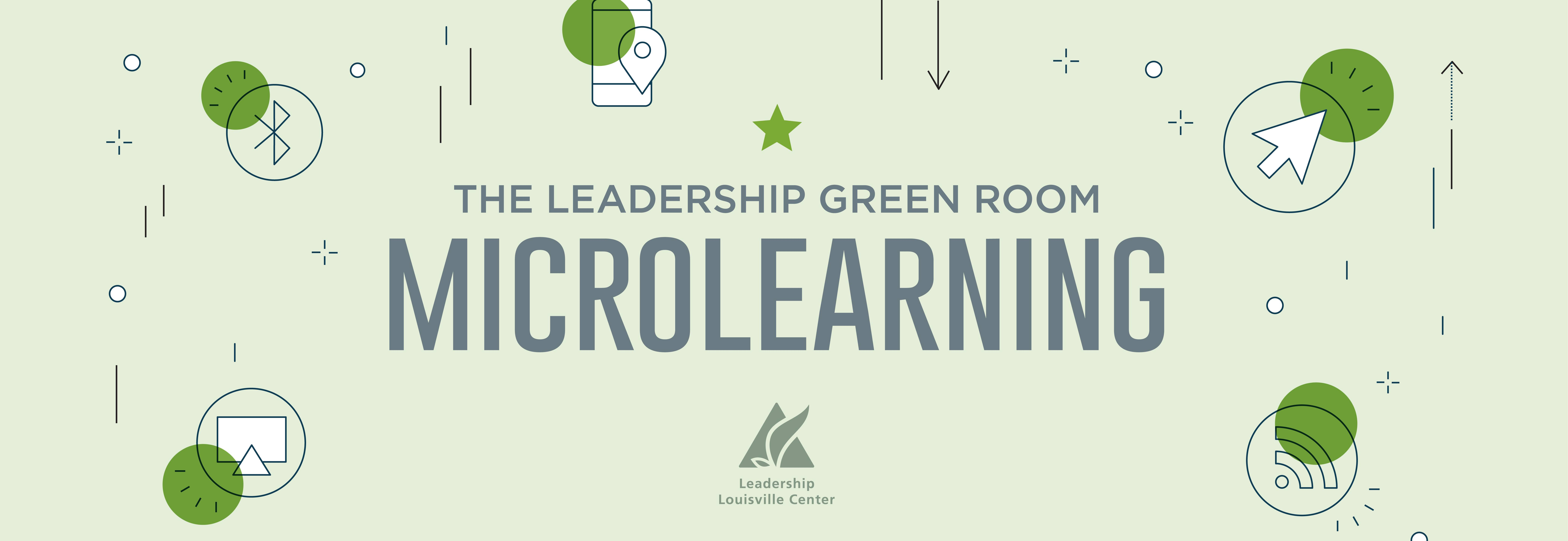 Leadership Green Room Microlearning