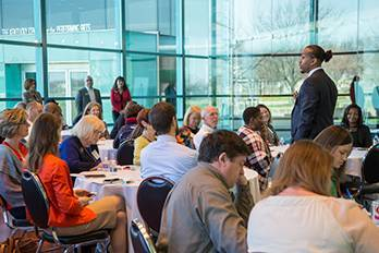 The 2018 Leadership Summit is a day of interactive leadership development workshops for professionals in Louisville, Kentucky and the surrounding region.