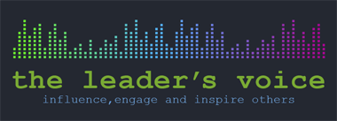 The Leader's Voice - Click to learn more and register