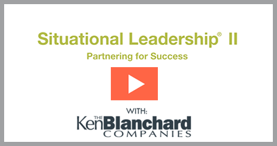 Situational Leadership Ii With The Ken Blanchard Companies Leadership Louisville Center