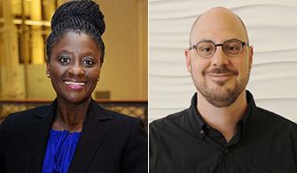 Yemi Akande-Bartsch, Ph.D. and Wally Siewert, Ph.D.,