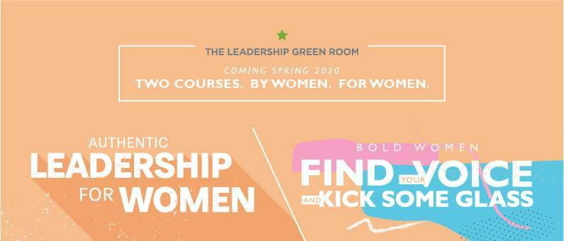 Two women's courses coming in March 2020
