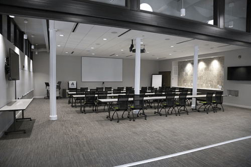 The Ed Glasscock Leadership Development Classroom