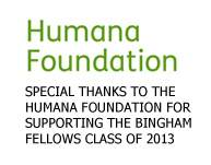 Thanks to the Humana Foundation